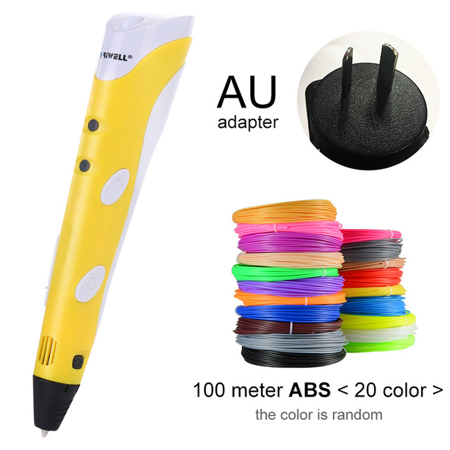 Yellow AU-100m ABS
