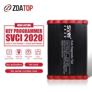 Image 1 - SVCI 2018 SVCI 2020 SVCI 2019 ABRITES Scanner Key Programmer FVDI 2014 FVDI 2015 Cover VVDI2 Car Diagnostic Tools ForBMW