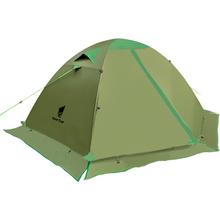 купить GeerTop Two Person 4 Season Outdoor Camping Tent with Mosquito Net Ultralight Folding Hiking Tents Tourist Awning 2 Places Tent по цене 6170.16 рублей