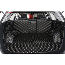 High quality! Special car trunk mats for KIA Sorento 7 seats 2019 waterproof boot carpets liner cargo mat for Sorento 2020 2015