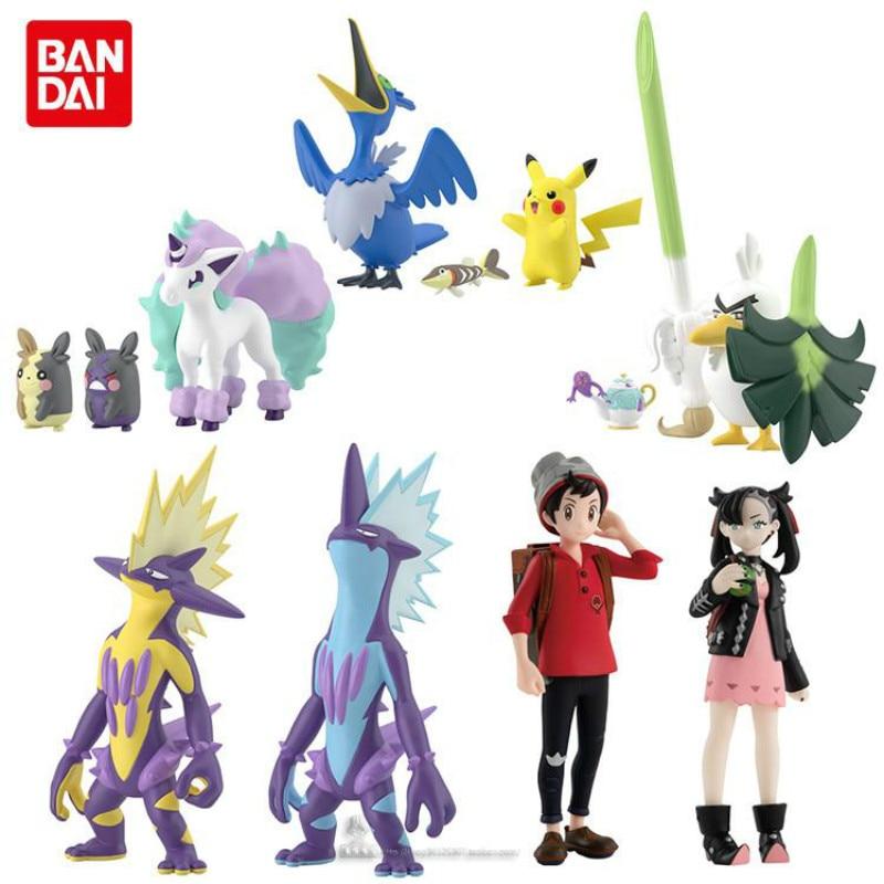 Bandai Pokemon SKALA WELT anime action & spielzeug figuren modell spielzeug für kinder mit box