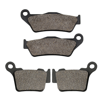 Motorcycle Front Rear Brake Pads for KTM SX SXF XC EXC XCW XCF EXCF 125 150 200 250 300 350 400 450 500 525 530 625 2004-2018