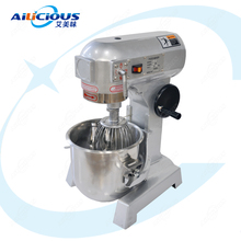 ZB10L Electric Planetary Stand Mixer Dough Flour 3 speeds with dough hook parts