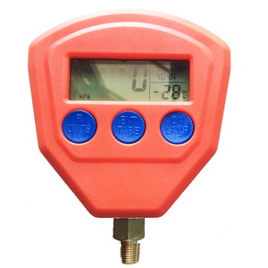 Image 4 - SP R22 R410 R407C R404A R134A вакуумное медицинское оборудование для кондиционирования воздуха на батарейках цифровой манометр