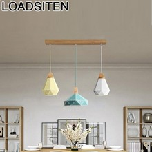 De Techo Moderna Para Comedor Nordic Design Lampen Industrieel Suspension Luminaire Lampara Colgante Luminaria Hanging Lamp