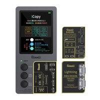 Qianli Icopy Plus-programador de tonos LCD Ture, lector de batería para iPhone 8, 8plus, 7, 7p, Xs, Xr, 11 Pro Max, herramienta de reparación de vibración de batería