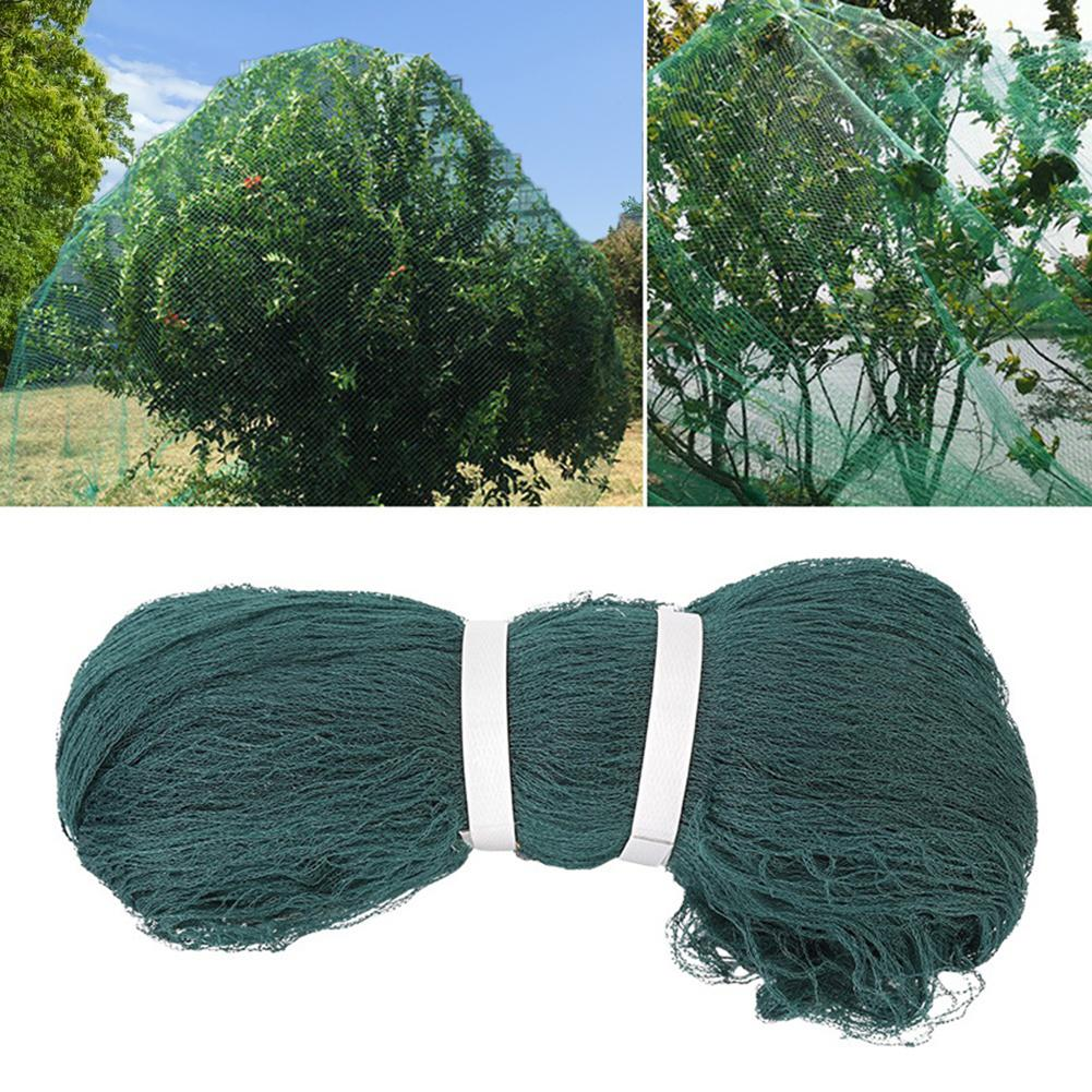 8x10m Anti Bird Netting Reusable Garden Net Fencing Mesh Anti Bird Deer Cat Dog Chicken Net  Garden Fence And Crops Protective