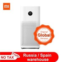 GLOBAL Xiaomi Air Purifier 3H 3 Filter Mi Air Cleaner Fresh Ozone for home auto Smoke formaldehyde sterilizer Cube Smart MIJIA