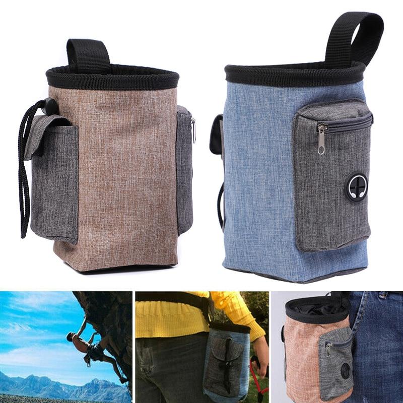 Pouch Waist-Bag Pet-Training Climbing Outdoor Sport Rock No ALS88 Snack Non-Slip