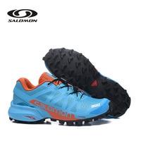 Salomon Speedcross 5 Women Sport Outdoor Shoes Athletic Speed Cross Pro 2 Female Fencing Running Zapatillas Hombre Mujer