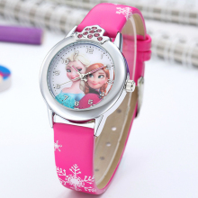 Elsa Watch Girls Elsa Princess Kids Watches