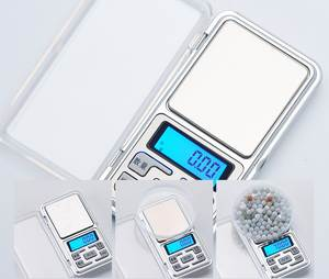Jewelry-Scales Digital DHL 200g/500g High-Precision 50pcs