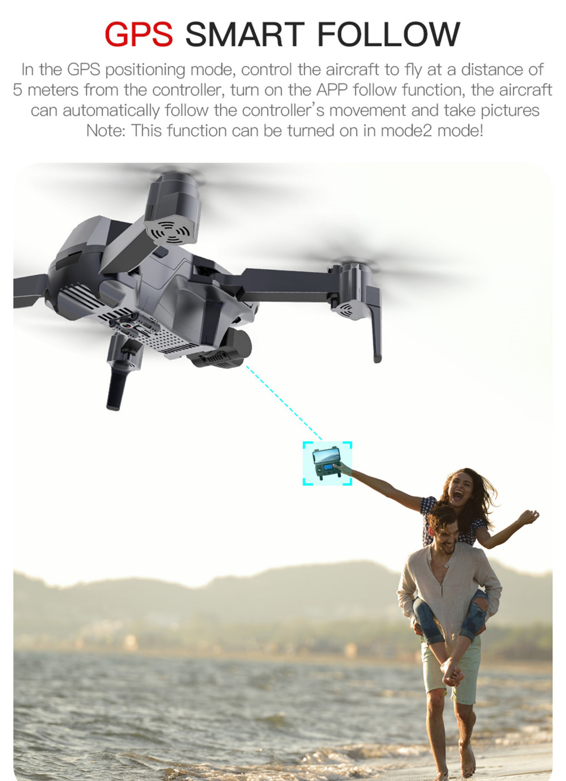 H33094685e4fc4074aaf528409e9231619 - 2020 New Sg907 Pro 5g Wifi Drone 2-axis Gimbal 4k Camera Wifi Gps Rc Drone Toy Rc Four-axis Professional Folding Camera Drones