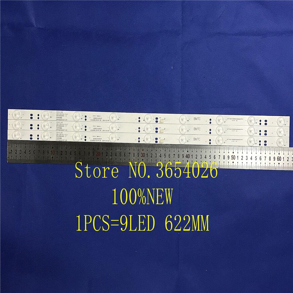 NEW 62.5CM For P H Ili Ps 32inch 321E5Q 32PHF3056/T3 GC32D09-ZC14F-05 303GC315037 3v
