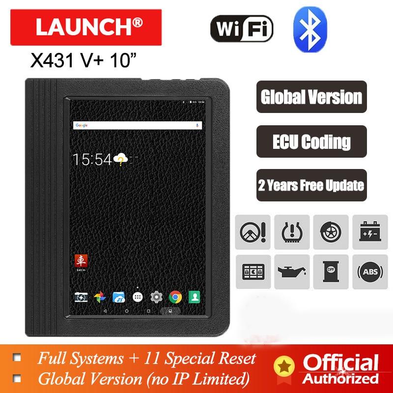 Lancio X431 V Plus V + 10