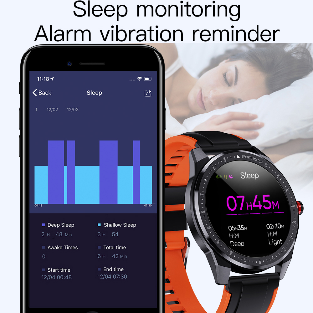 cheapest 2020 Smart Watch Men Women Blood Pressure Fitness Tracker Smartwatch IP68 Waterproof Full Touch Sport Watches For Android IOS
