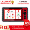 LAUNCH X431 CRP909E OBD2 Professional full System diagnostic tool with 15 reset service obdii code reader scanner update online