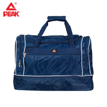 PEAK Waterproof Fitness Bags Sports Accessory Travel Swimming Yoga Unisex Large Capacity Gym Bag Zipper Fitness Clothes Storage