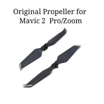цена на Original  Brand New For DJI Mavic 2 Low-Noise Propellers 8743 Propellers for Mavic 2 Pro / Mavic 2 Zoom  in Stock