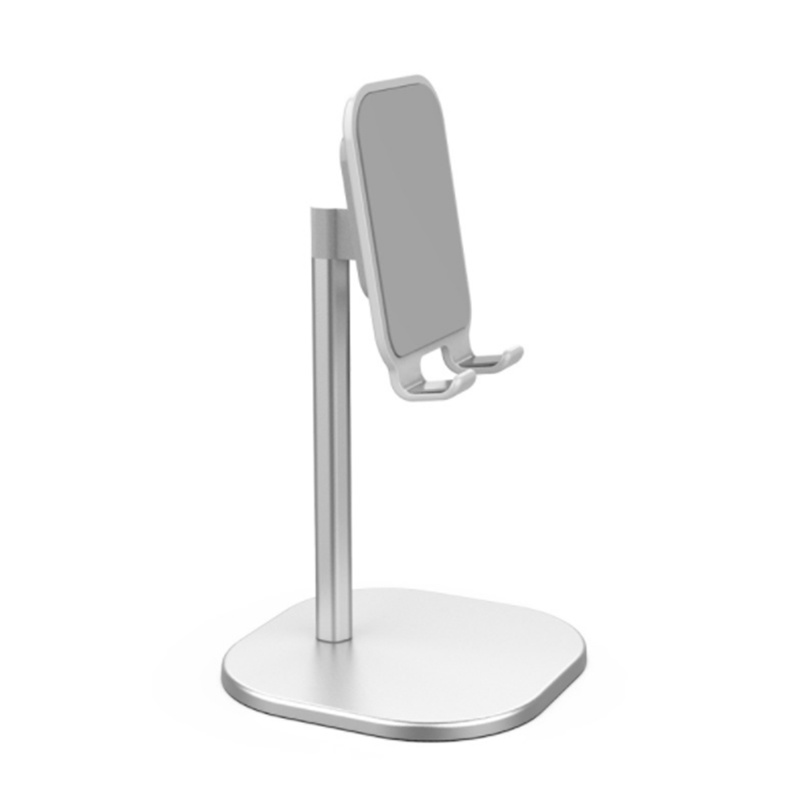 New Metal Retractable Metal Desktop Stand For Live Broadcast Of Aluminum Alloy Lazy Tablet IPad Universal Mobile Phone Stand
