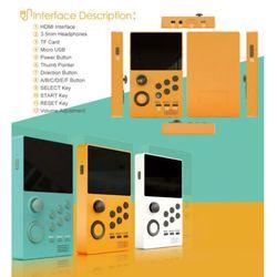 Jongen Meisje Speelgoed Maanlicht Schatkist Handheld Netwerk Versie Draadloze Wifi Verbinding Hdmi Uitgang Game Speler
