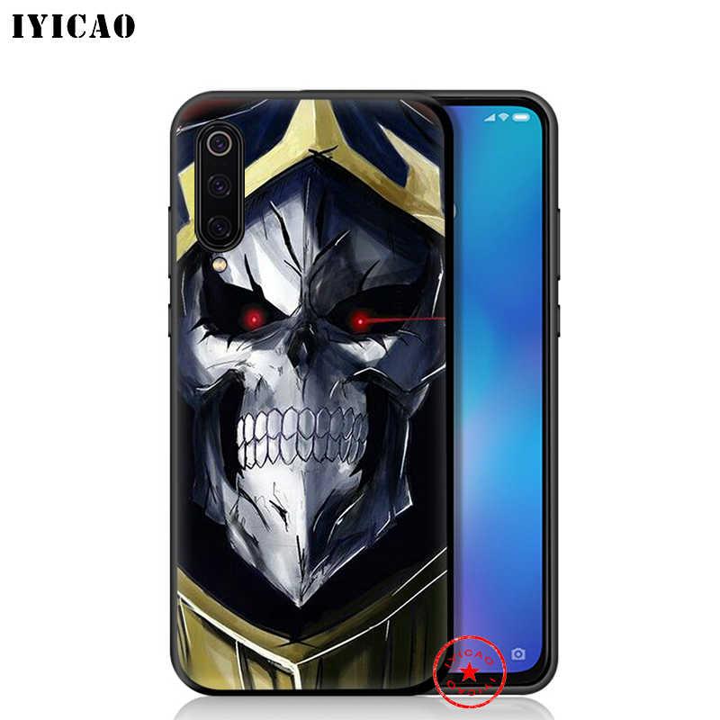 IYICAO Overwatch por reloj caso suave para Xiaomi mi A3 A2 A1 9T CC9E CC9 9 8 6 Se lite F1 MAX 3 5X 6X mi A1 mi A2 mi A3 cubierta
