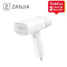 ZANJIA ZJ-plancha de vapor GT-301W, minigenerador eléctrico de viaje para el hogar, limpiador de ropa, planchado colgante, portátil