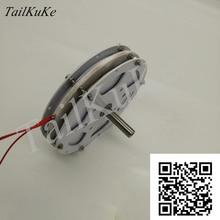High Efficiency Wind Power of 150 watt Small Low Speed Low Resistance Disc Type Non core Permanent Magnet Generator