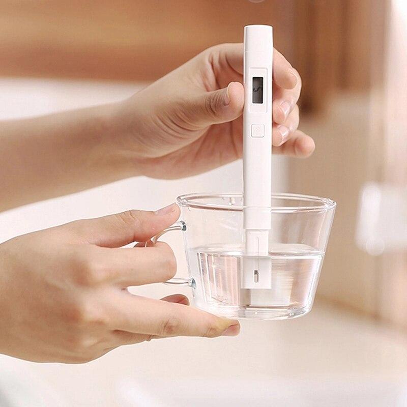 Цифровой тестер качества воды TDS 0-9999 PPM Диапазон измерения 1 PPM разрешение JS22