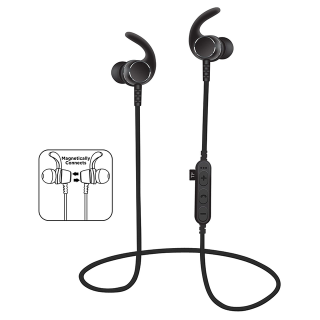 MS-T3 Wireless Bluetooth Earphone 4 2 Stereo With Microphone Magnetic Sport Music Headphone For All Smartphones Business In-Ear