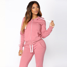 Women Spring Tracksuit 2020 Conjunto Two Piece Pants Set Hat Sport Ropa Deportiva Chandal Mujer Piezas Sweat Suits Gym Clothing