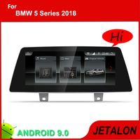 JETALON 10.25 IPS Screen Car Multimedia Player For BMW 5 series G30 EVO 2018 2019 Navigation Car Android 9.0 GPS video recoder