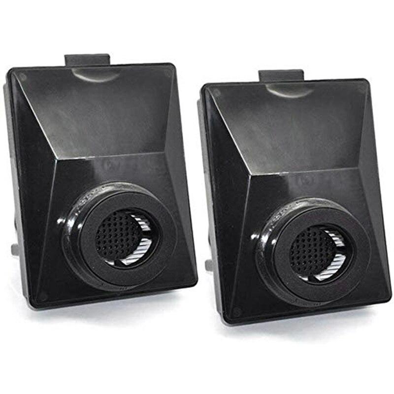 2Pcs Filter Vacuum Cleaner Accessories Vacuum Cleaner Filter For Rainbow Rexair E2 Universal Series
