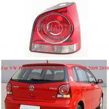 цена на For VW POLO Hatchback 2006 2007 2008 2009 2010 Rear Tail Light Warning Light Brake Light Rear Bumper Light Tail Stop Lamp