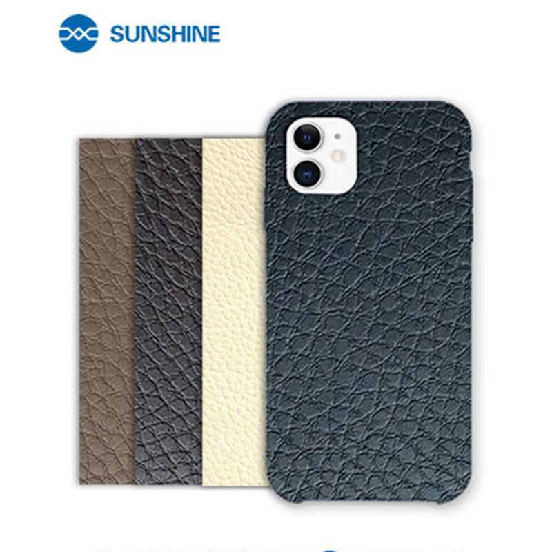 50pcs Lot SUNSHINE SS-057D T01-T04 back cover sticker leather style For SUNSHINE SS-890C cutting machine