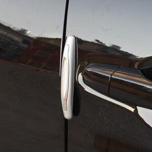 Image 2 - 4 Uds. Pegatinas universales ProtectorCar para puerta de coche, tira anticolisión, protección de puerta de coche, accesorios antiarañazos, anticolisión