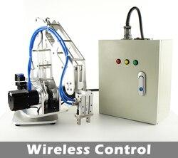 2,5 KG carga útil 4 ejes Robot Industrial manipulador garra pinza escritorio gran carga brazo manejar múltiples modos de Control automático