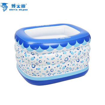 Inflatable Pool Baby Swimming Pool Outdoor Children Basin Bathtub Kids Pool Baby Swimming Pool Water Play Gifts boy and gril
