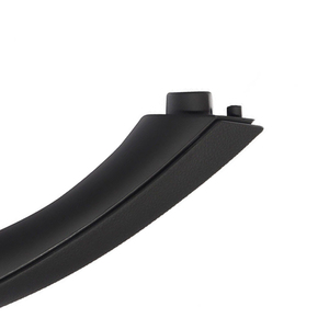Image 5 - Mayitr 1set Black ABS Right Side Inner Door Handle Pull Trim + Cover For BMW E90 E91 316 318 320 325 330 335