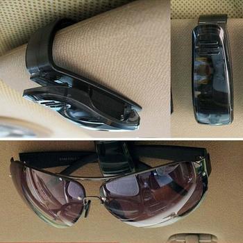 Car Auto Sun Visor Glasses Sunglasses Clip For BMW 1 3 5 7 F20 F21 F30 F31 F10 F11 F01 F02 X1 X3 X4 E84 F25 F26 M Accessories