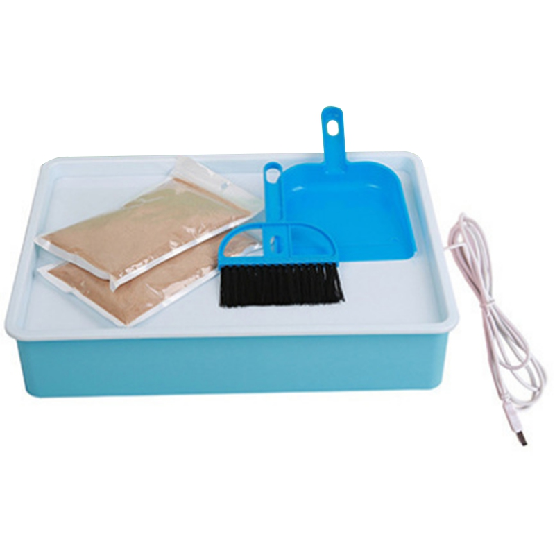 Educational Toys Sand Table Training Special Parent-Child Kindergarten Lighting Sand Painting for ic Sand