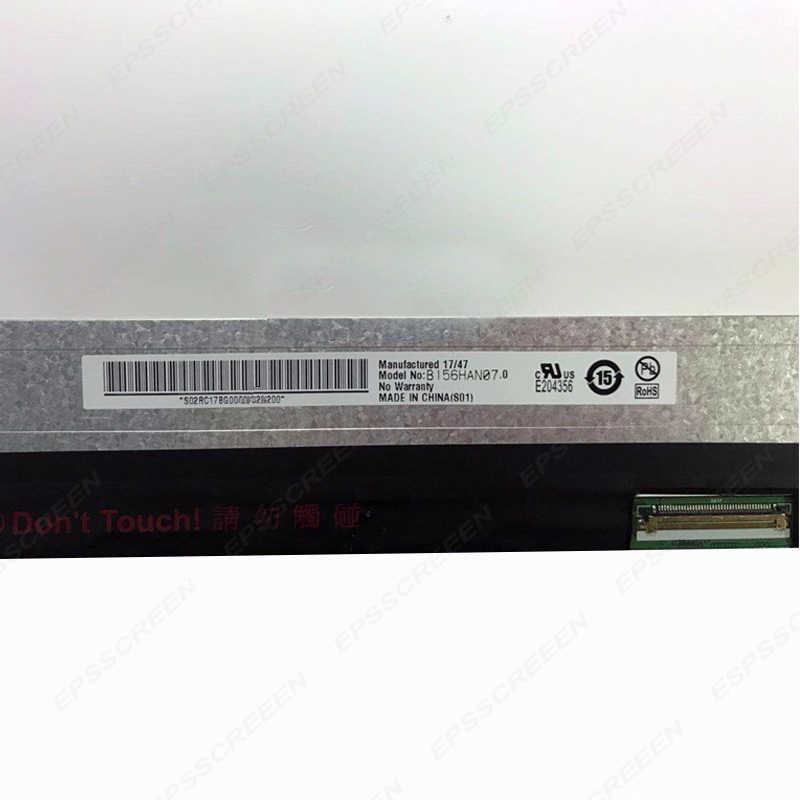 جديد إصلاح الألعاب دفتر 144 hz شاشة ل ASUS Zephyrus M GM501 LCD LED لوحة كامل hd عرض 144 hz رصد