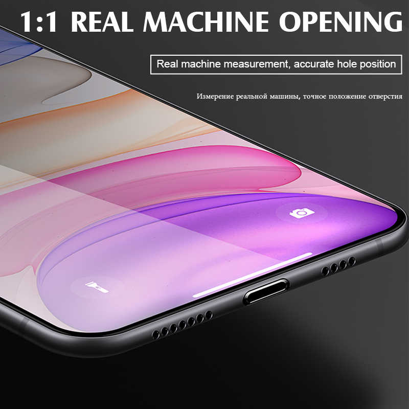 Luxury Shockproof 0.3MM Ultra Thin Case For IPhone 11 Pro X XS XR Max Matte TPU Cover For iphone 8 7 6 6s Plus  Soft Case Cover