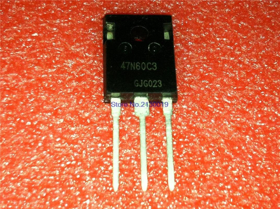 1pcs SPW47N60C3 47N60C3 47N60 TO-247