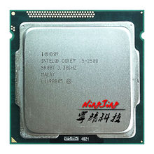 Intel Core i5-2500 i5 2500 3.3 GHz Quad-Core procesor cpu 6M 95W LGA 1155(China)
