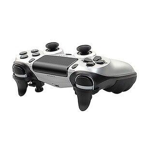 Image 3 - Hand Grip Case Trigger Stop en Grip Cover voor Sony Playstation 4 PS4 Dualshock 4 Controller Handvat Game Accessoires