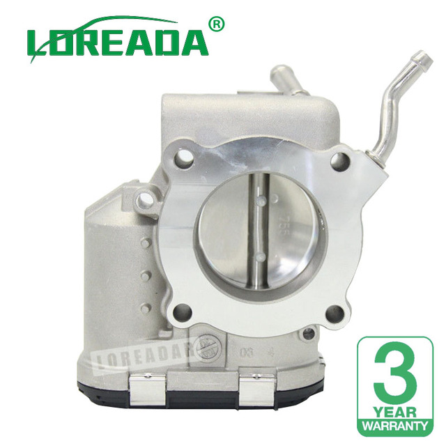 Loreada Throttle Body Assembly 9045020001 351002B180 35100-2B180 For Kia Forte Koup sx k2 K3 Hyundai Veloster i30 engine car 2