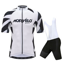2019 new Morvelo Mens Cycling Jerseys Roupas Ropa Ciclismo Hombre MTB Maillot Cycling/Summer Road Bike Wear Clothes Cycliste