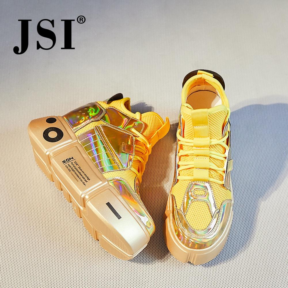 JSI/модные женские туфли на плоской подошве высокого качества, с перекрестной шнуровкой, на не сужающихся книзу массивных каблуках, в стиле пэчворк, Нескользящие кроссовки, JO445|Обувь без каблука|   | АлиЭкспресс