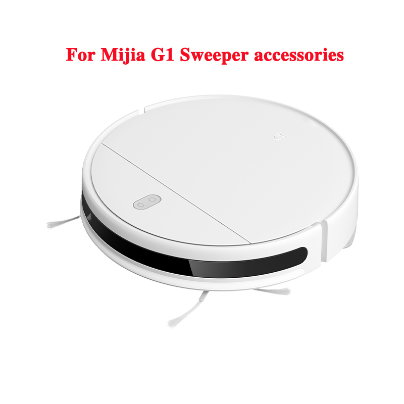 Main Side Brush Filter Cleaning Rag Kit for Xiaomi Mijia G1 Robot Vacuum Cleaner